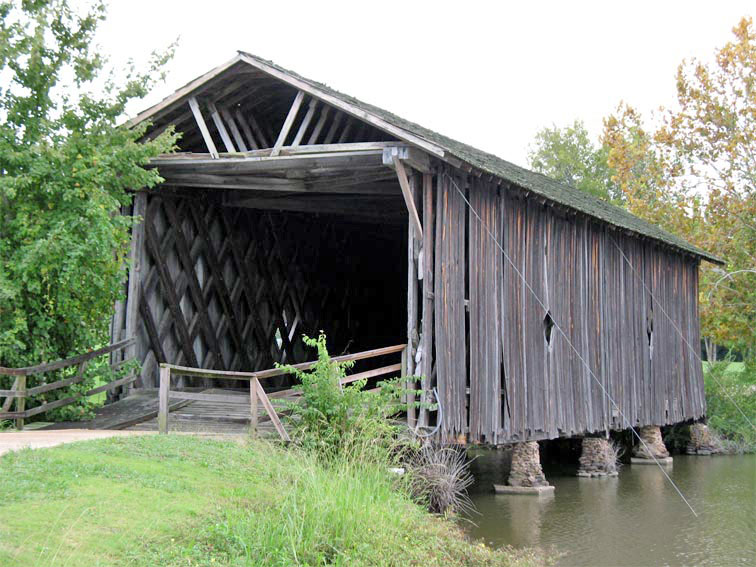 alamuchee covered bridge
