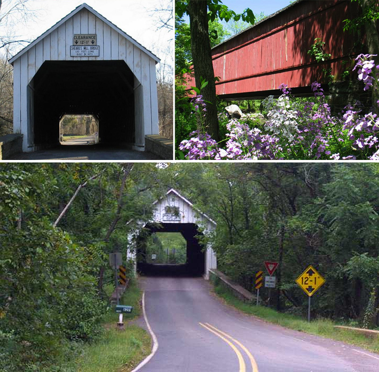 SheardMill covered bridge