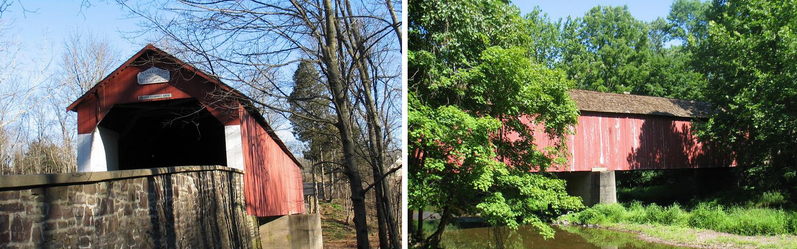 Frankenfeld covered bridge